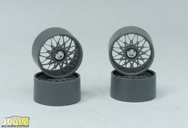 Scale Production SPRF24123 BBS DTM 18 inches. (BMW M3)