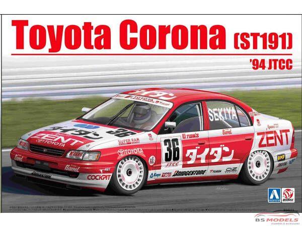 BeeMax B24013 Toyota Corona (ST191) 1994 JTCC