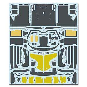 Studio27 CD24031 Porsche 911GT1 Carbon decal (for TAM)
