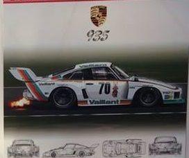 BeeMax B24015 1977 Porsche 935K2 DRM 2 in 1