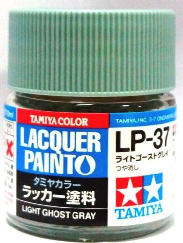 Tamiya 82137 LP-37 Light Ghost Gray - Flat