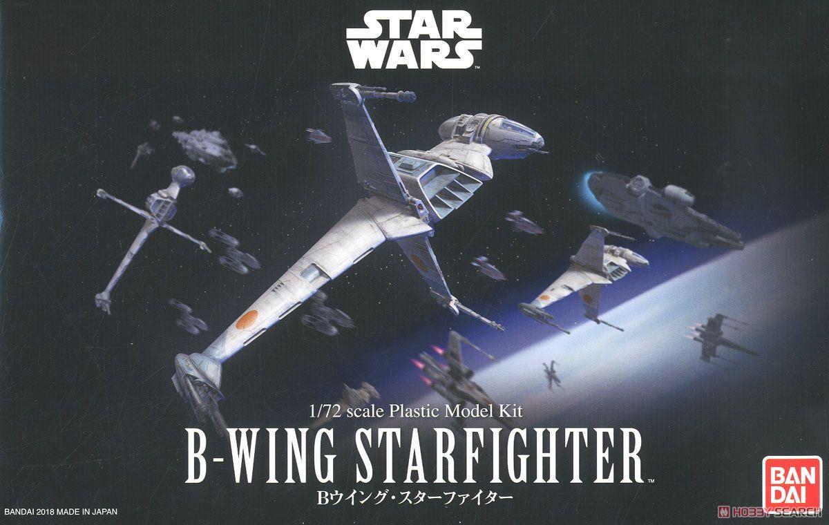 Bandai 304562 B-Wing Starfighter