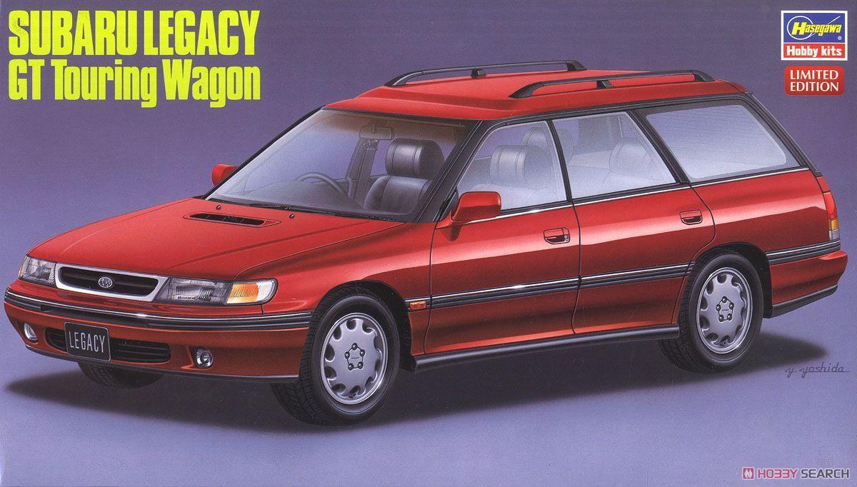 Hasegawa 20304 Subaru Legacy GT Touring Wagon
