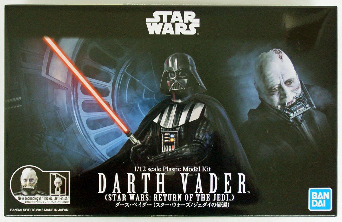 Bandai 5055589 Darth Vader (Return Of The Jedi Versione)