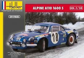 Heller 80745 Alpine A110 1600 S