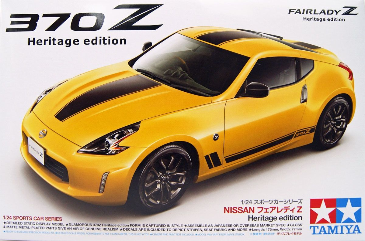 Tamiya 24348 Nissan Fairlady Z Heritage Edition