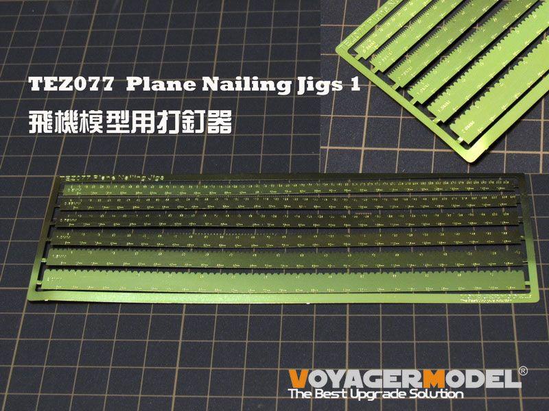 VoyagerModel TEZ077 Plane Nailing Jigs 1