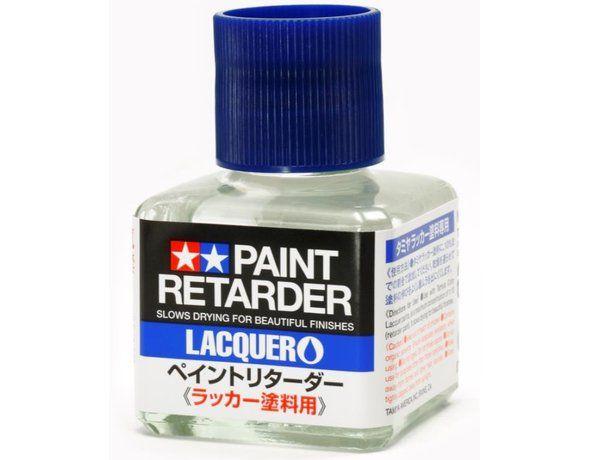 Tamiya 87198 Lacquer Paint Retarder