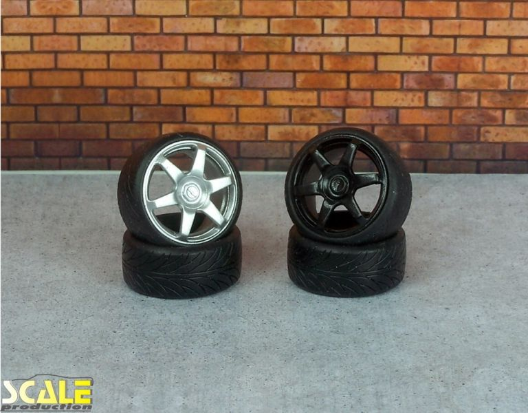 "Scale Production SPRF24137 18"" rotiform Six"