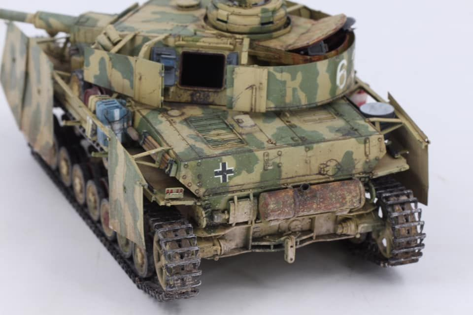 Border Model BT001 Pz.Kpfw.IV Ausf.G Mid-Late 2 in 1