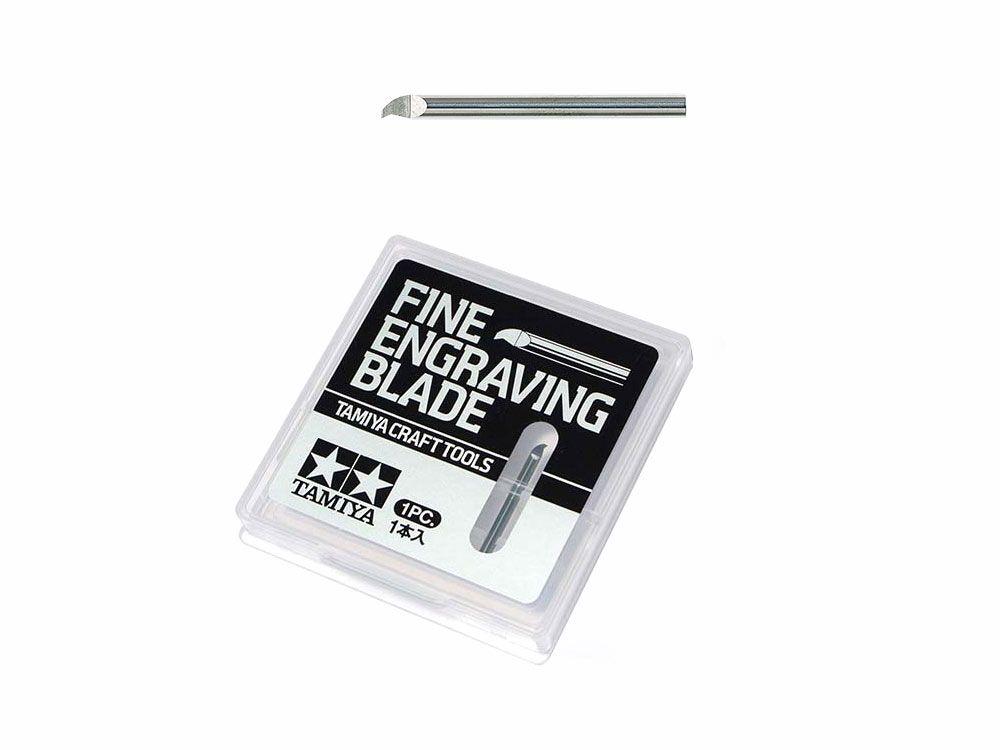 Tamiya 74145 Fine Engraving Blade 0.15mm