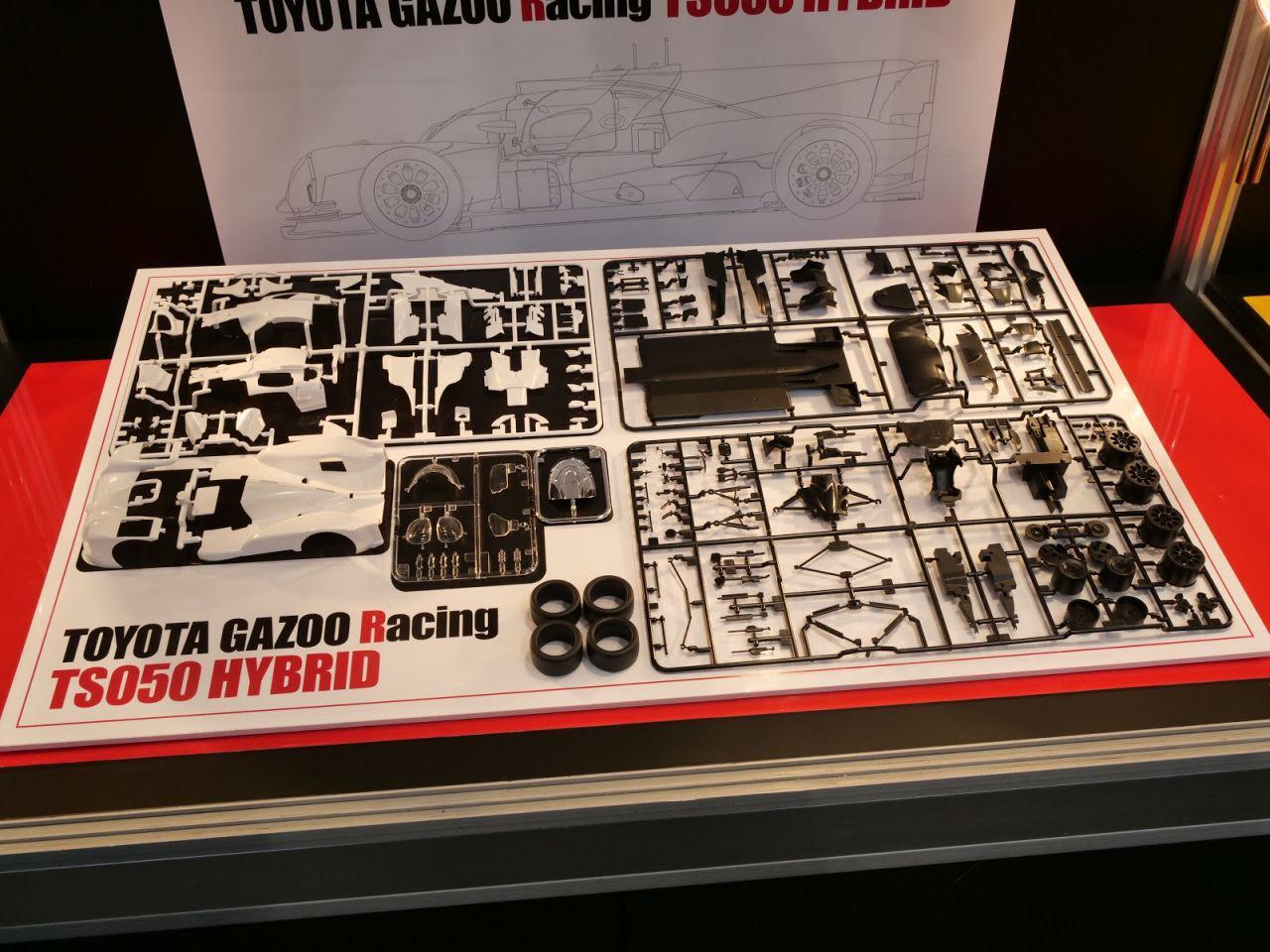 Tamiya 24349 Toyota Gazoo Racing TS050 Hybrid