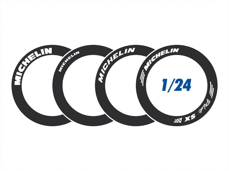 Blue Stuff 24-011 MICHELIN Tyre markings