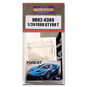 Hobby Design HD02-0389 Ford GT For T 24346