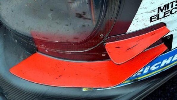 Komakai KOM-FG010 Fast Guides - Toyota TS050 Hybrid Gazoo Racing