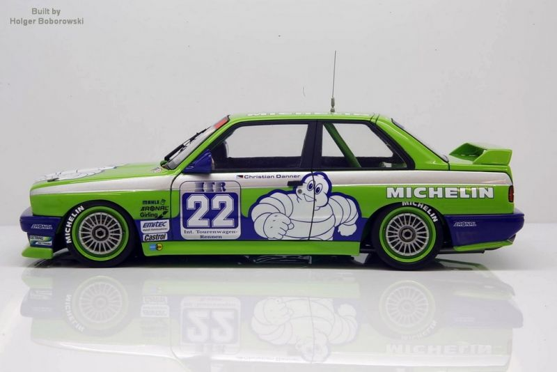 "Scale Production SPRF24116 17"" Alpina DTM"
