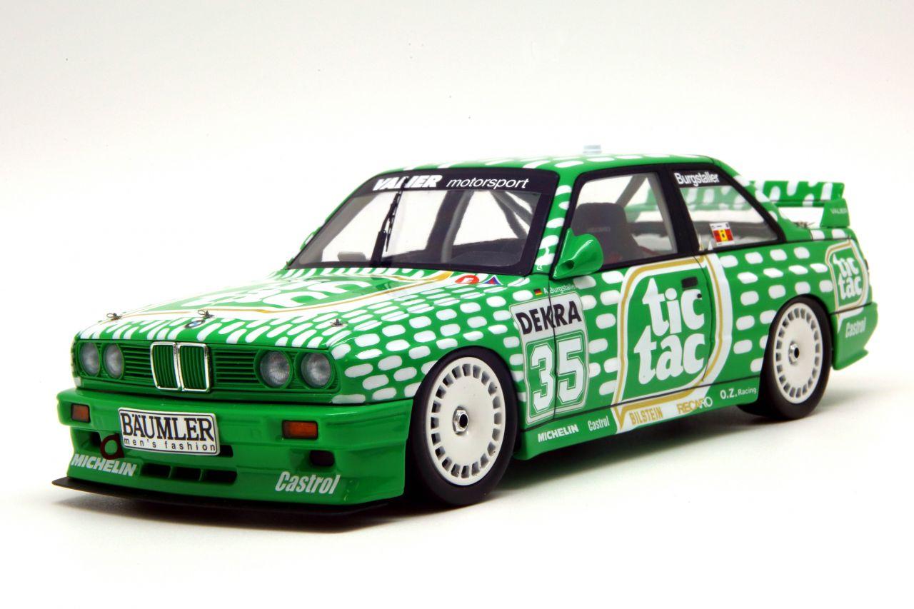 Decalcas DCL-DEC006 BMW M3 E30 - Tic Tac Vailer Motorsport
