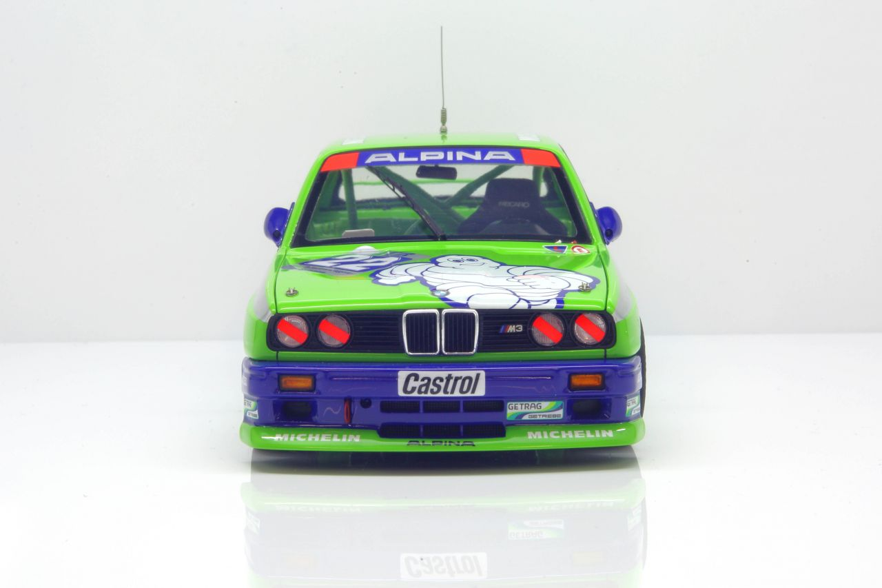 Decalcas DCL-DEC007 BMW M3 E30 - Team Alpina
