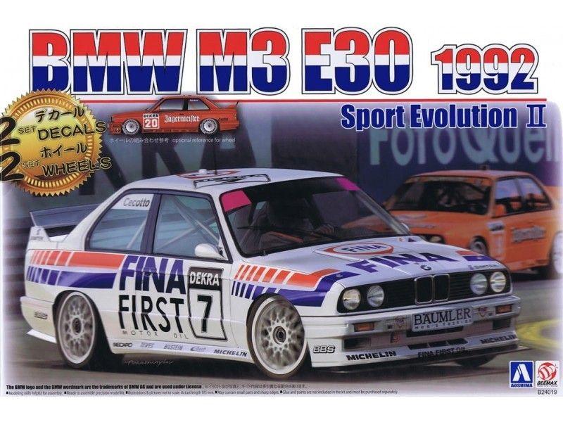 BeeMax B24019 (106303) BMW M3 E30 1992 EVO II