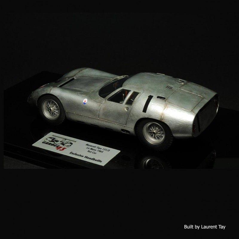 Profil24 P24030K Maserati Tipo 151/3 Test Le Mans 1964