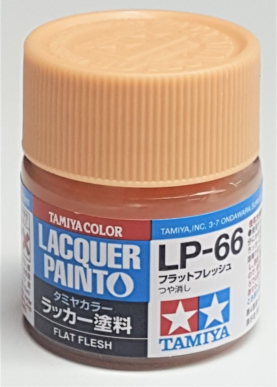 Tamiya 82166 LP-66 Flat Flesh