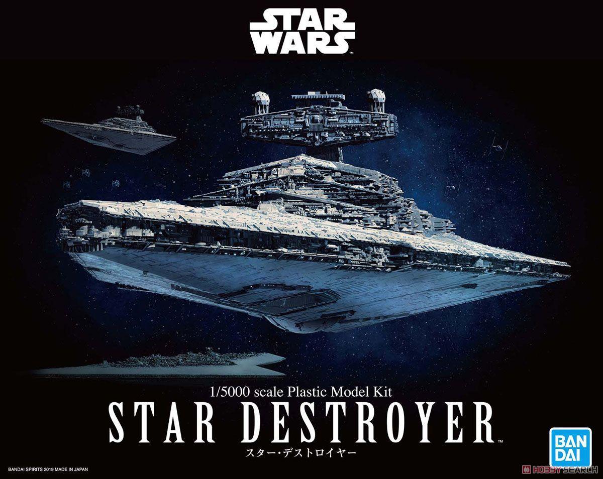 Bandai 5057624 Star Destroyer 1/5000