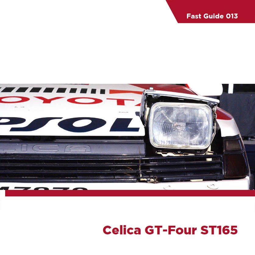 Komakai KOM-FG013 Celica GT-Four ST165