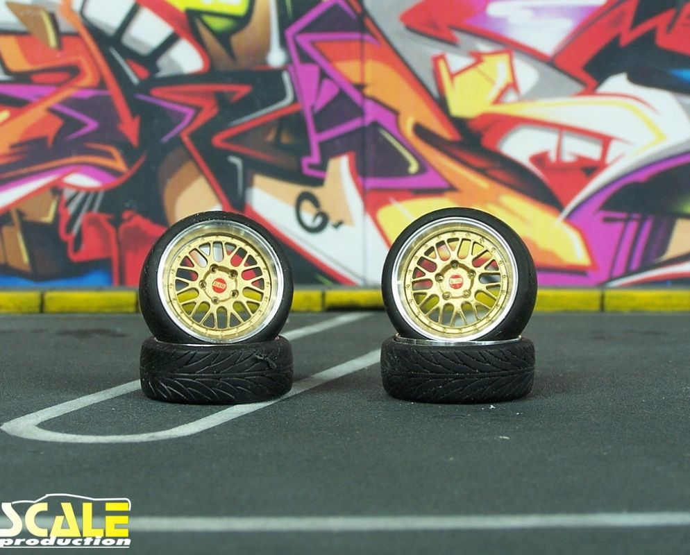 "Scale Production SPRF24143 17"" BBS E26"