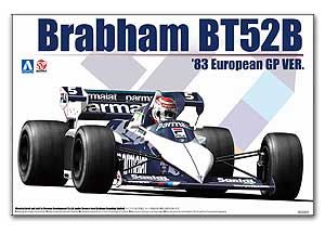 BeeMax B20004 Brabham BT52B '83 European GP ver.