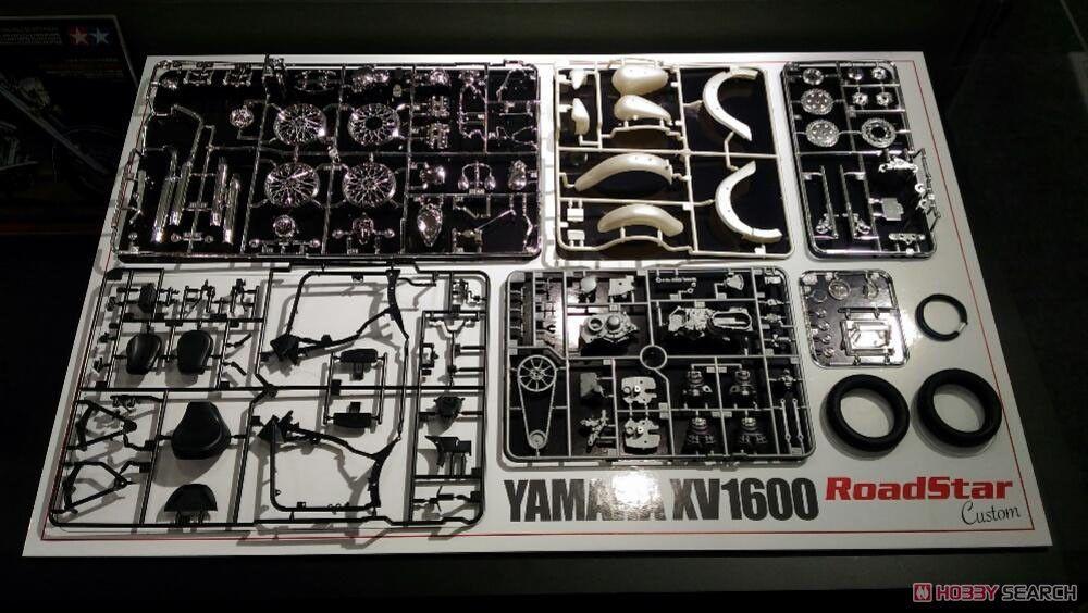 Tamiya 14135 Yamaha XV1600 Road Star Custom