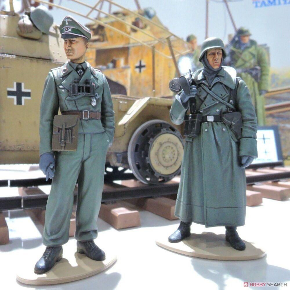Tamiya 32413 German Armored Railcar P204(f)