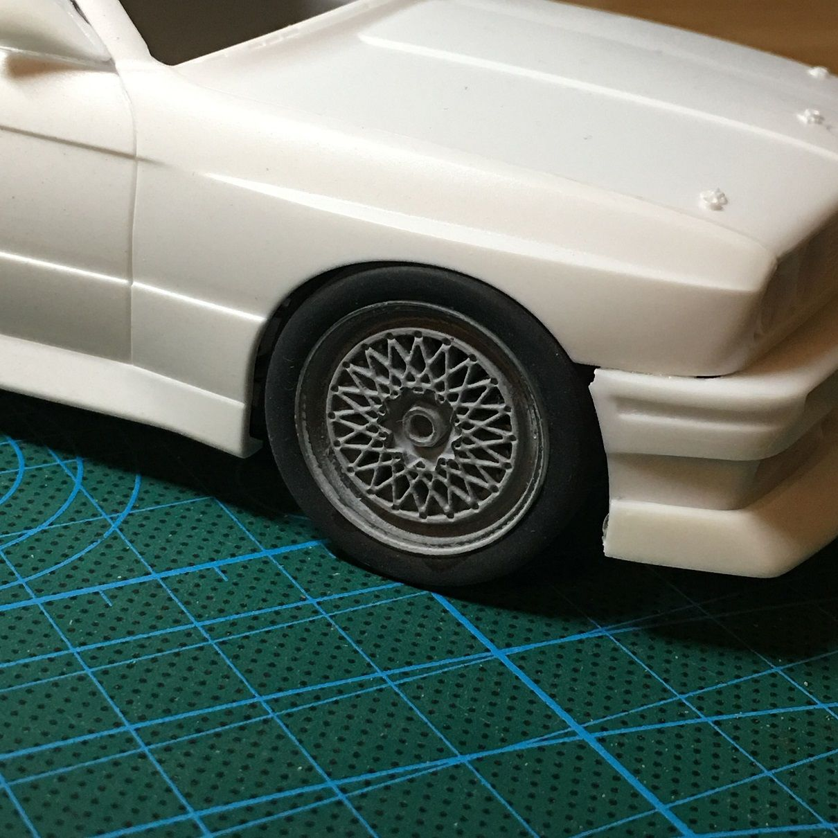 SKDecals TK003 BBS E50 Rims for Gr.A E30