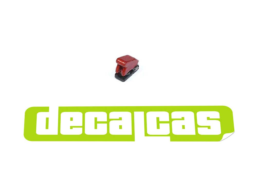Decalcas PAR020 Toggle switch with guard 1/20-24
