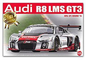 NuNu 24004 Audi R8 LMS GT3 #1/#2