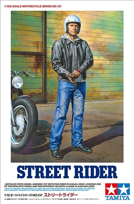Tamiya 14137 Street Rider