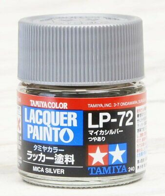 Tamiya 82172 LP-72 Mica Silver