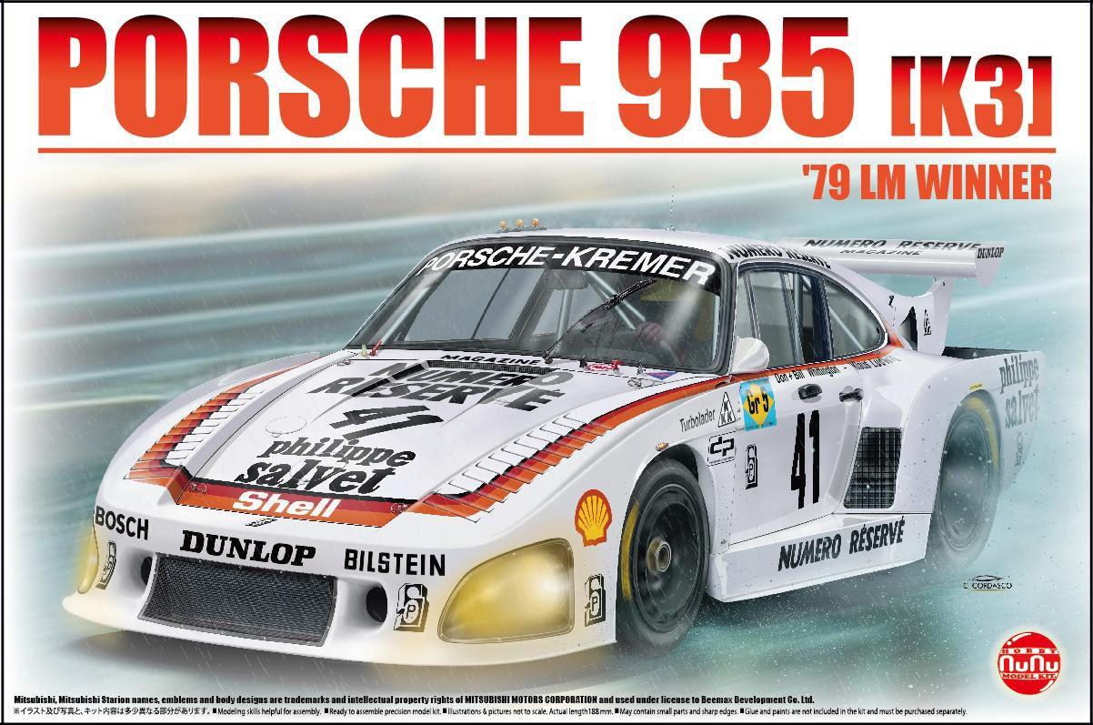 NuNu 24006 Porsche 935 (K3)