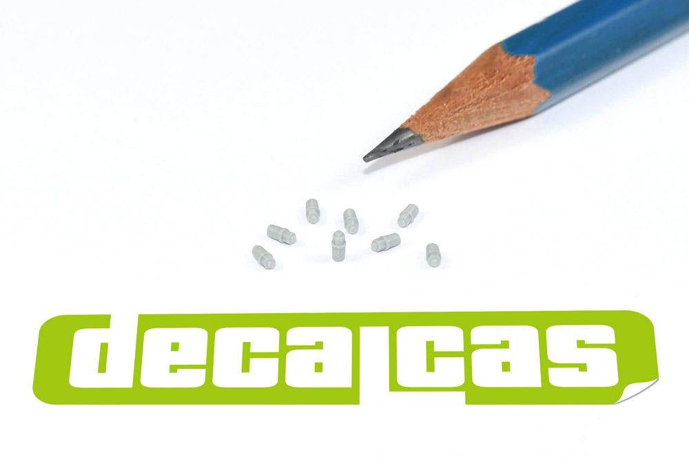 Decalcas PAR018 Wheel Nuts