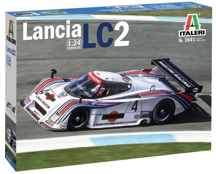 Italeri 03641 Lancia LC2