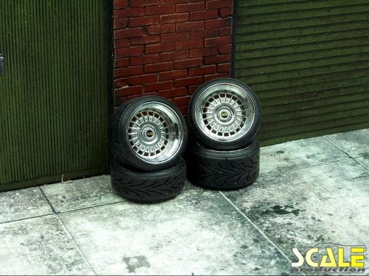 "Scale Production SPRF24147 17"" BBS (EB110)"