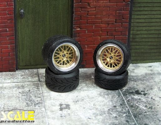 "Scale Production SPRF24145 17"" BBS E26"