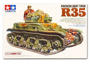 Tamiya 35373 French R35