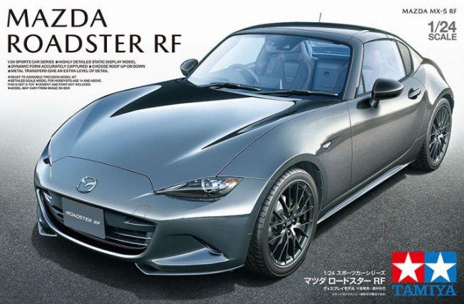 Tamiya 24353 Mazda MX-5 RF