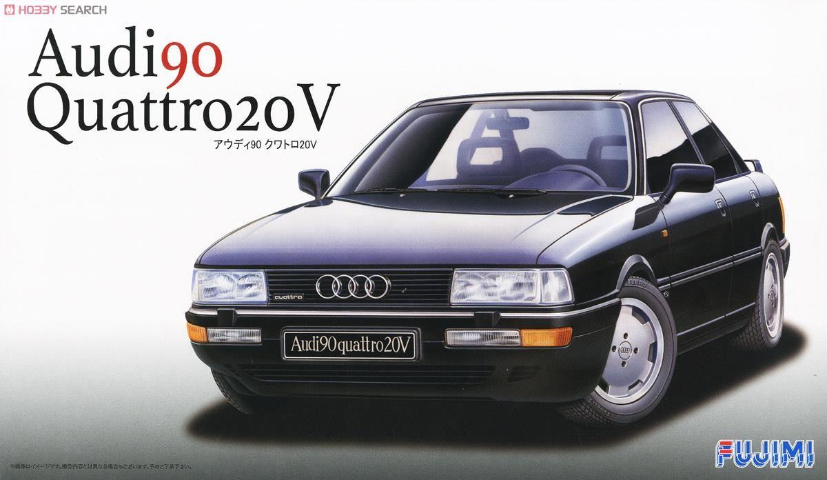 Fujimi 12633 Audi Quattro 20V