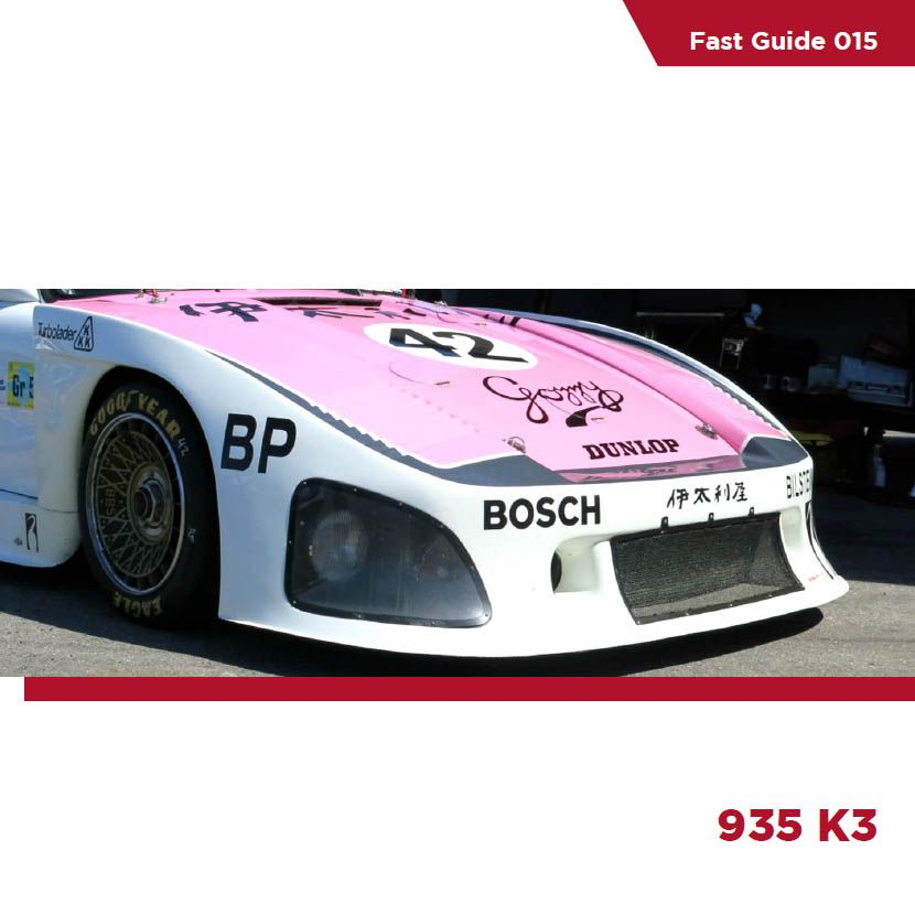 Komakai KOM-FG015 Fast Guide - 935 K3