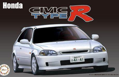 Fujimi 04601 Civic Type R (EK9)