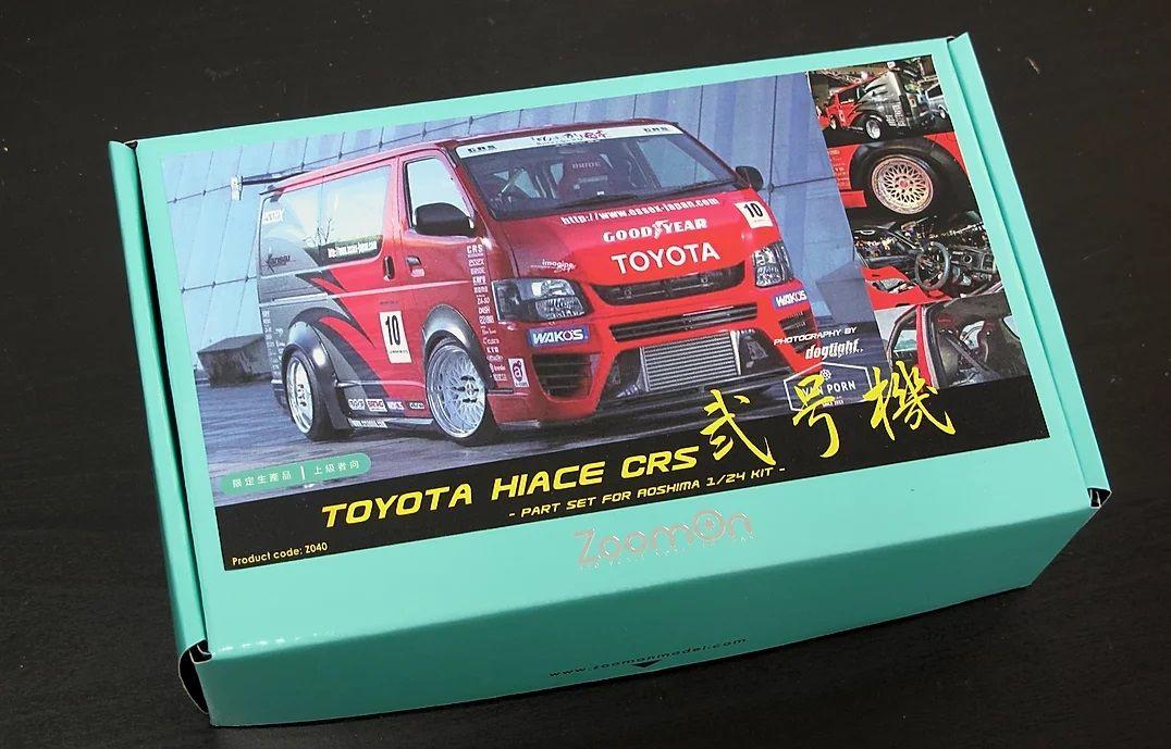 ZoomOn 040 Toyota Hiace CRS Trans Kit