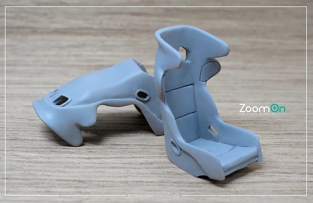 ZoomOn Z049 Recaro Pro Racer SPG Vario
