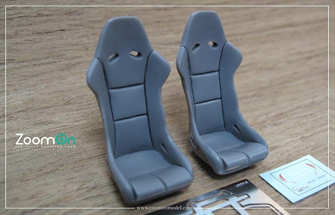 ZoomOn Z074 Mugen MS-R bucket seat
