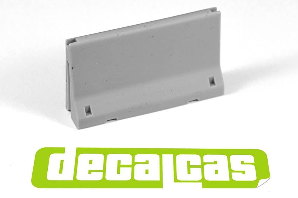 Decalcas PAR030 Jersey barriers (type 01) 1/24, 1/20